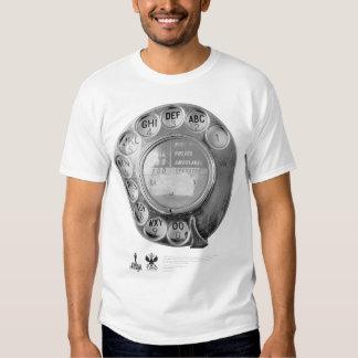 Vintage_Telephone_01 Tshirts
