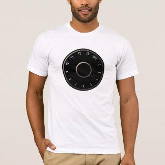Vintage Television VHF Dial T-Shirt