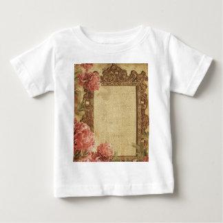 Vintage template,custom made,antique,floral,frame, t-shirts