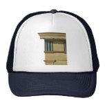 Vintage Temple Entablature, Classic Architecture Trucker Hat