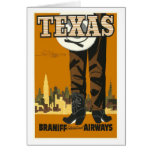 Vintage Texas Cards
