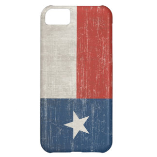 Vintage Texas Cover For iPhone 5C
