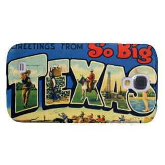 Vintage Texas Galaxy S4 Case