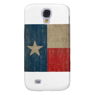 Vintage Texas Flag Samsung Galaxy S4 Cases
