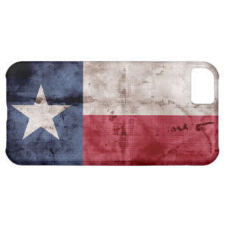 Vintage Texas Flag iPhone 5 Case