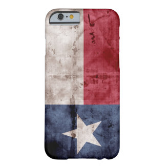 Vintage Texas Flag iPhone 6 case Barely There iPhone 6 Case