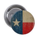 Vintage Texas Flag Pins