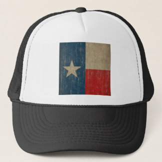 Vintage Texas Flag Trucker Hat