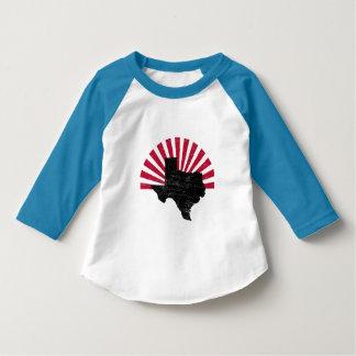 Vintage Texas Flare toddler raglan Tshirts