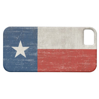 Vintage Texas iPhone 5 Cases