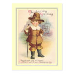 Vintage Thanksgiving Post Cards