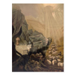 Vintage The Lost Sheep Bible Illustration 1878