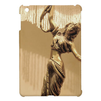 Vintage theme with antique lampshade case for the iPad mini