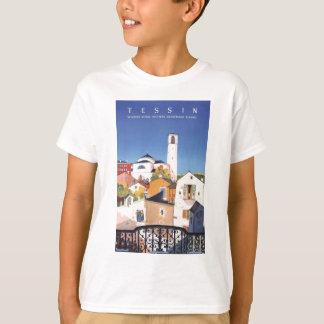 Vintage Ticino Tessin Canton Switzerland Shirt