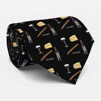 vintage, tie