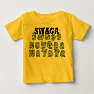 Vintage Tight Swaga  Hakuna Matata Infant T-Shirt