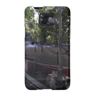 Vintage Torpedo Boat Samsung Galaxy S2 Covers