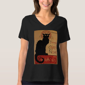 Vintage Tournée du Chat Noir, Théophile Steinlen T-Shirt