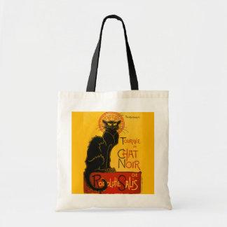 Vintage Tournée du Chat Noir Theophile Steinlen Tote Bag