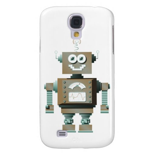 Vintage Toy Robot HTC Vivid Case (lt)