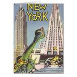 Vintage Travel, Famous New York City Landmarks