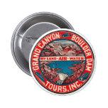 Vintage Travel - Grand Canyon / Boulder Dam