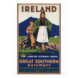 Vintage Travel Poster Ad Retro Prints Post Cards
