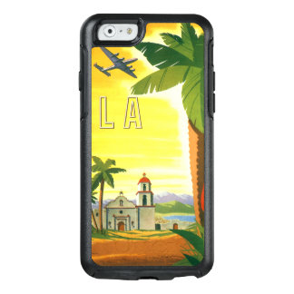 Vintage Travel Poster, Los Angeles, California OtterBox iPhone 6/6s Case