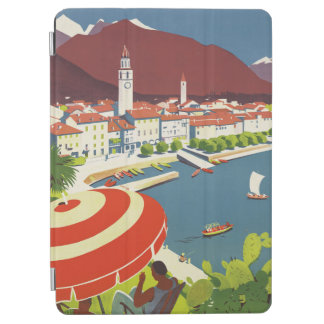 Vintage Travel Switzerland iPad Air Cover