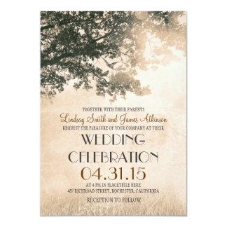 Tree Wedding Invitations & Announcements   Zazzle.co.uk