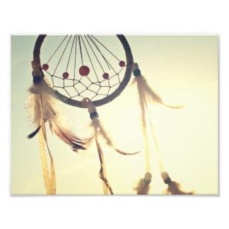 Vintage Tribal Hipster Dream Catcher Ornament Art Photo