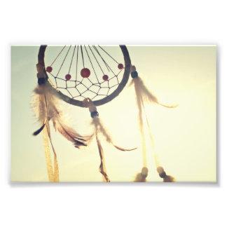 Vintage Tribal Hipster Dream Catcher Ornament Photo