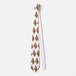 Vintage Triton Shell Seashell, Marine Ocean Animal Tie
