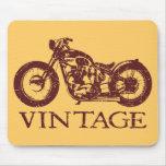 Vintage Triumph Mouse Pad