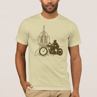 Vintage Triumph Riding T-Shirt