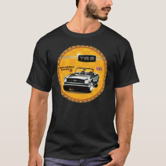 Vintage Triumph TR6 sign T-Shirt