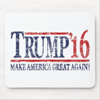 Vintage Trump 2016 'Make America Great Again' Mouse Pad