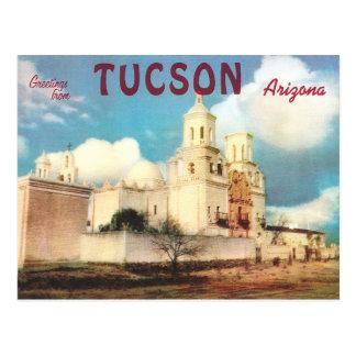 Vintage Tucson Postcard