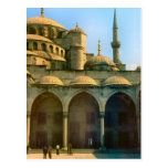 Vintage Turkey - Istanbul Mosque Postcards