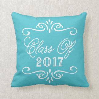 Vintage Turquoise | Graduation Cushion