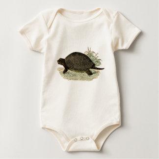 Vintage Turtle Bodysuit