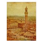 Vintage Tuscany, mediaeval Siena