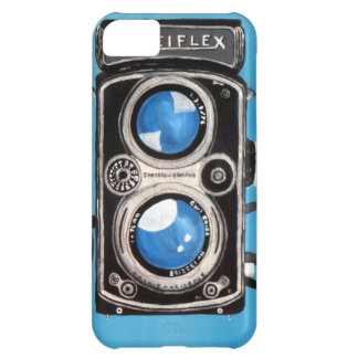 Vintage Twin Lens Camera iPhone 5C Case
