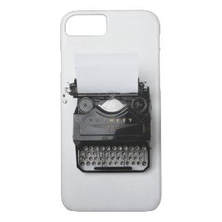 Vintage Typewriter iPhone 7 Case