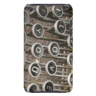Vintage Typewriter Keys I Love You iPod Touch Cover