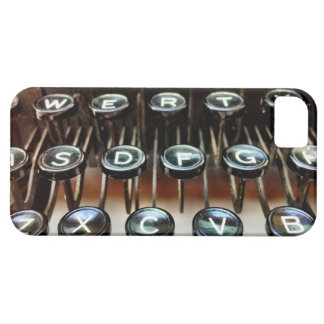 Vintage Typewriter Keys iPhone 5 Case