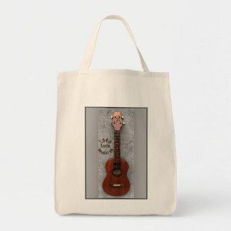 Vintage Ukulele Bag
