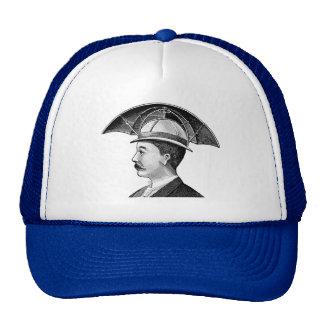 Vintage Umbrella Hat Steampunk Invention