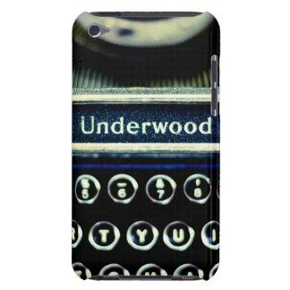 Vintage Underwood iPod Touch Case