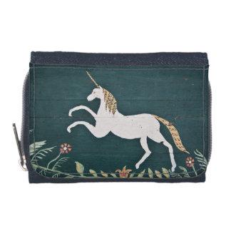 Vintage unicorn wallets